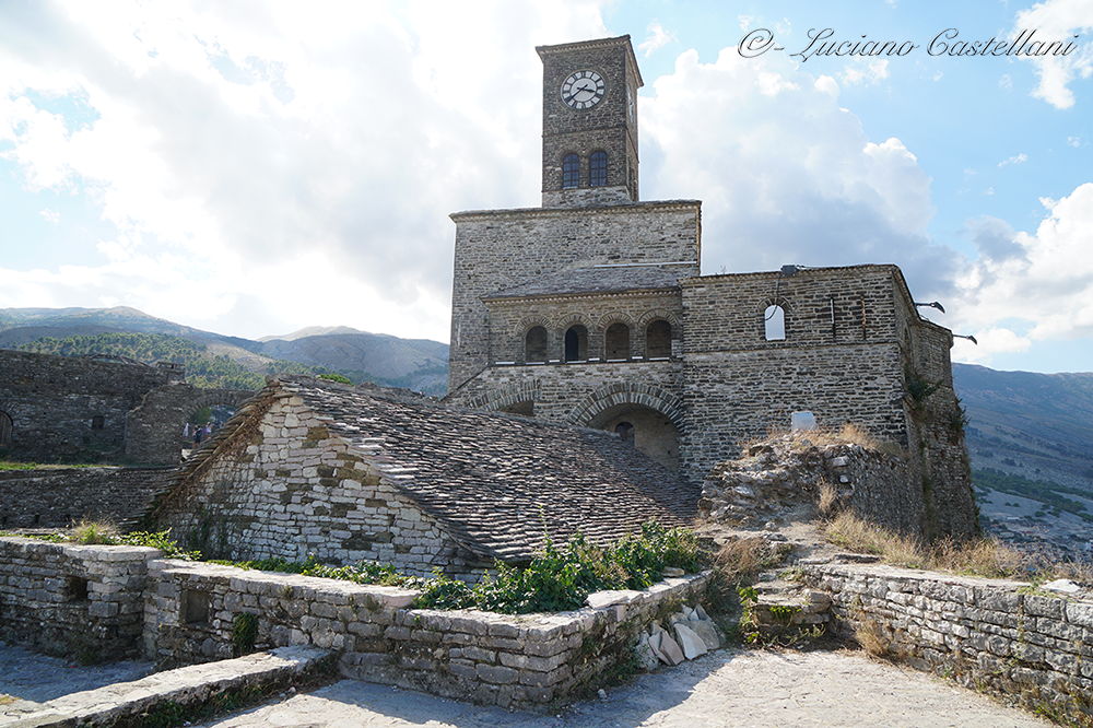 Castello di Argirocastro
