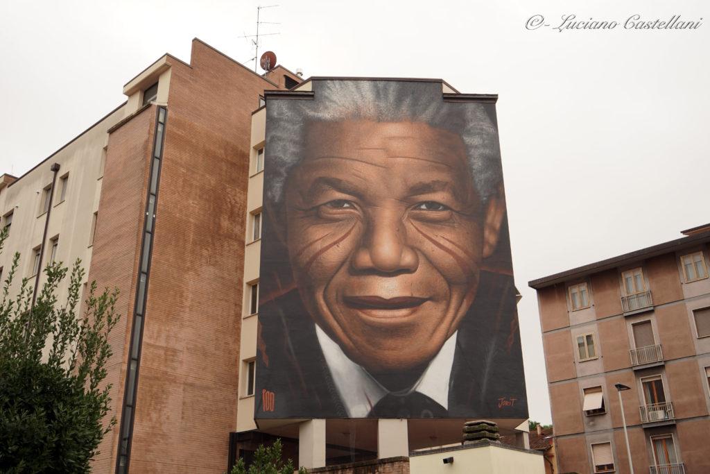 Omaggio a Nelson Mandela