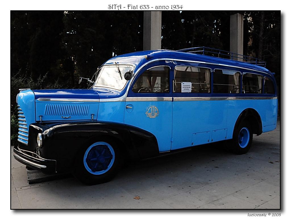SITA - Fiat 633 (Anno 1934)
